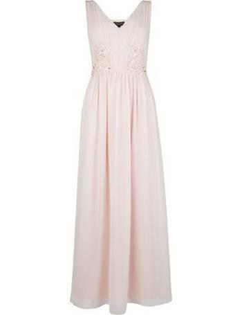 86edac0caf11 Womens Showcase Petite Blush 'Tillie' Maxi Dress- Pink from Dorothy Perkins