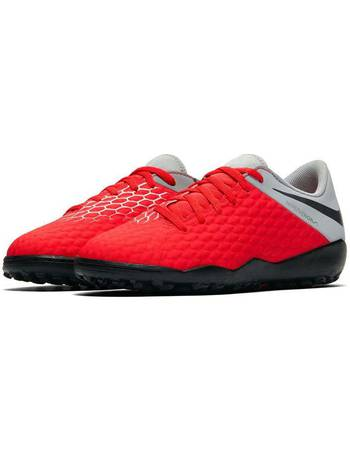 e2158b411ebd Nike. Hypervenom Phantom Academy Junior Astro Turf Trainers. from Sports  Direct