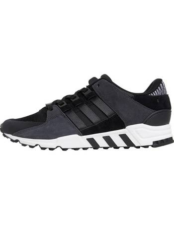 best service e7634 afb7f Mens EQT Support RF Trainers Core Black/Carbon/Footwear White