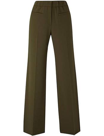 Womens Magisculpt Tapered Leg Trousers JD Williams