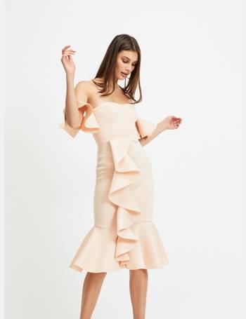 d4ac72d5bc0 Shop Women's Miss Selfridge Bardot Dresses up to 85% Off | DealDoodle