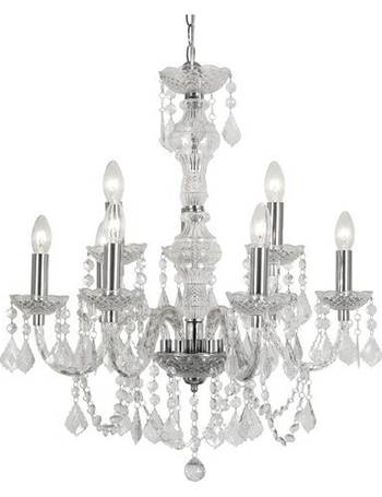 Caton Bathroom 5 Light Candle Style Chandelier