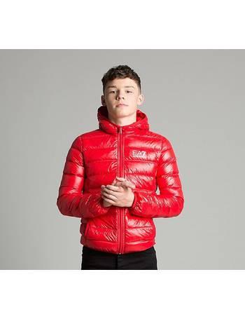 2019 wholesale price diverse styles hot-seeling original Shop Ea7 Boy's Clothing up to 70% Off | DealDoodle