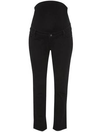 Dorothy Perkins Maternity Womens Overbump Ankle Grazer Maternity Trousers