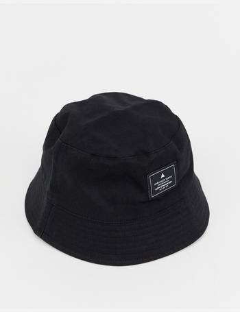 b046c288174 ASOS DESIGN. ASOS Bucket Hat In Black ...