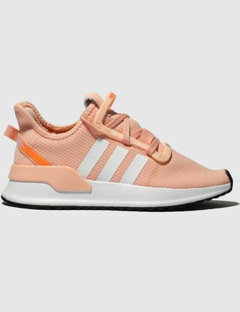 adidas peach u_path run trainers junior