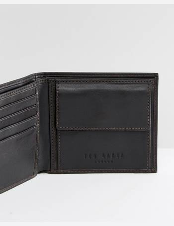 b5ab11504 Ted Baker. Men s Musta Bifold Wallet. from The Hut. £55.00. Harvys leather  billfold coin wallet from ASOS