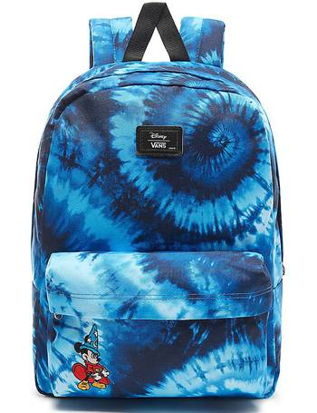 c0bfe8e64359 Disney X Vans Old Skool Ii Backpack (mickey Fantasia Tie Dye) Men Blue from