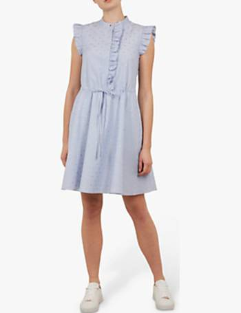 67f1ce8bd6ae Shop Ted Baker Women s Ruffle Dresses up to 55% Off