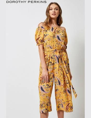 7da18195adb6 Shop Women s Dorothy Perkins Jumpsuits up to 80% Off