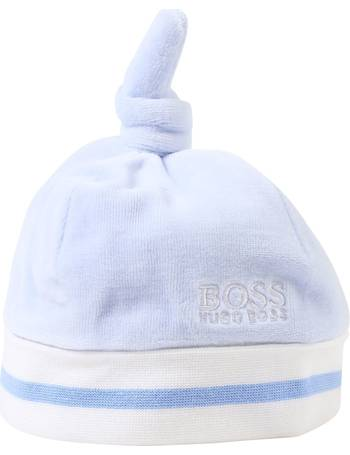 f3ba1a27839c Hugo Boss. Baby Boy Hat. from House Of Fraser