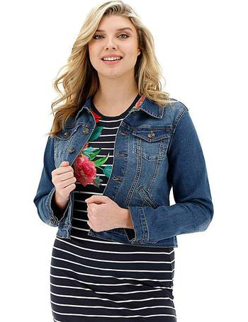 e728bac6a445a Shop Women s Simply Be Jackets up to 75% Off