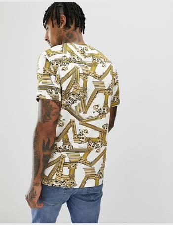 61de23d52 Shop Men's Versace Print T-shirts up to 70% Off | DealDoodle