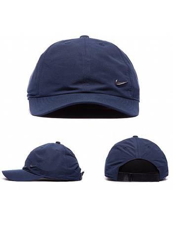 71aae8e58d5 Nike. Junior Metal Swoosh Cap. from Footasylum