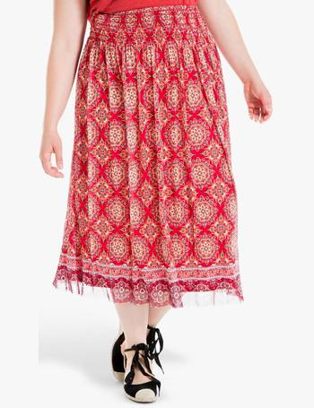 5e2104ef2f Shop Women's John Lewis Printed Skirts up to 70% Off | DealDoodle