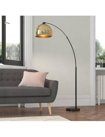 Dendy 155cm Task Floor Lamp