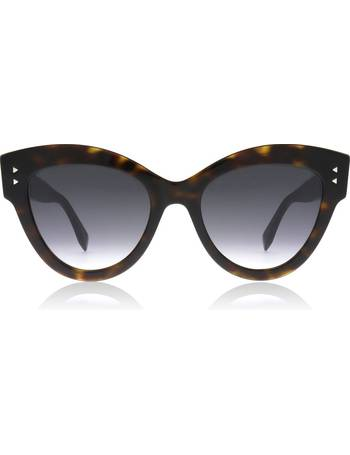 8f1d790d3d52 FF0266 S Sunglasses Dark Havana 086 52mm from Sunglasses Shop