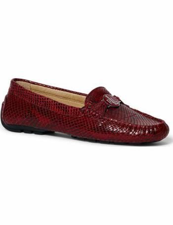 0116a1a7a6 Shop Women's Ralph Lauren Loafers | DealDoodle