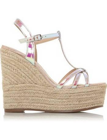 c9010d8ff Womens Head Over Heels By Dune Multi Colour  Karrissa  High Heel Sandals-  Multi