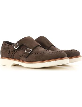 857c222188fa Monk Strap Shoes for Men On Sale in Outlet from Raffaello Network UK