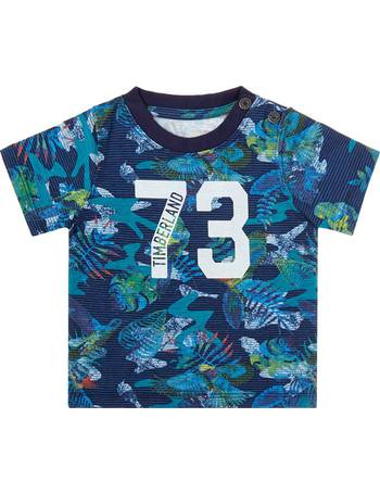 7f4753207ff Timberland. Baby Boys Short Sleeve T-Shirt. from House Of Fraser