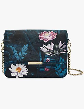 486e0aee0610 Ted Baker. Saidia Mini Leather Cross Body Bag. from John Lewis
