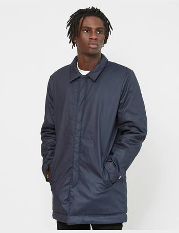 save off 5913e 26829 Champion. Satin Coaches Jacket Navy. from The Idle Man