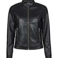 Womens Leather Biker Jackets from Dorothy Perkins