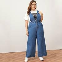 SHEIN Plus Size Jumpsuits