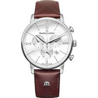 Maurice Lacroix Men's Leather Watches