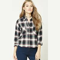 Women's Forever 21 Flannel Shirts