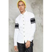 Men's Forever 21 Stripe Shirts