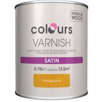 Colours Wood Paints