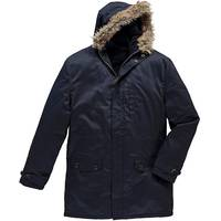 Men's Fashion World Parka Coats