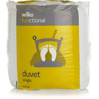 13.5 Tog Rating Duvets from Wilko