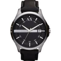 Armani Exchange Men's Leather Watches