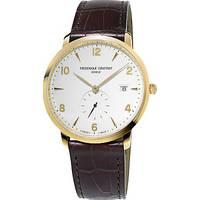 Frédérique Constant Men's Leather Watches