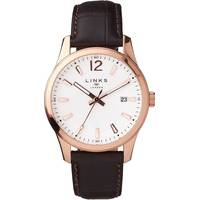 Men's House Of Fraser Leather Watches