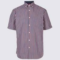 Men's Marks & Spencer Stripe Shirts