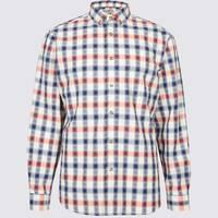 Men's Marks & Spencer Check Shirts
