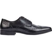 Men's Burton Black Brogues