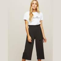 Women's Miss Selfridge Black Trousers