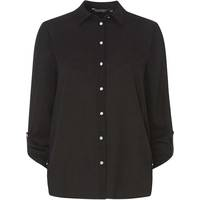 Dorothy Perkins Womens Black Shirts