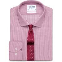 Men's TM Lewin Check Shirts