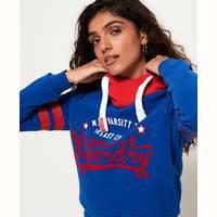 Women's Superdry Logo Hoodies