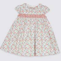 Marks & Spencer Girl's Print Dresses