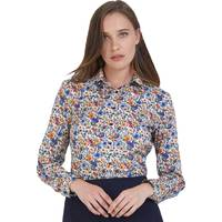 Women's TM Lewin Printed Shirts