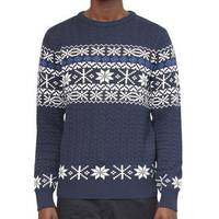 The Idle Man Men's Knit Sweaters
