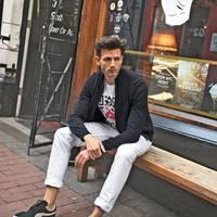 La Redoute Men's Zip Cardigans