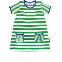 Toby Tiger Girl's Stripe Dresses